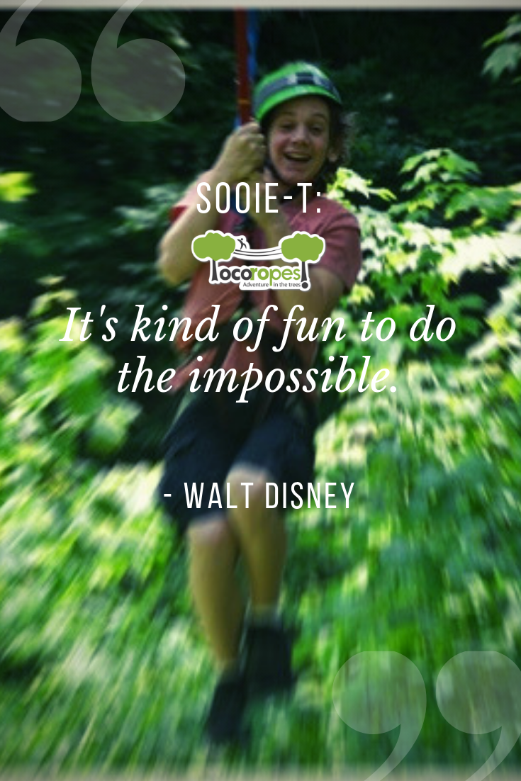 """""""it's kind of fun to do the impossible"""" walt disney with"""