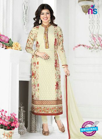 6933e905860 Avon 794- Beige Color Georgette Designer Suit