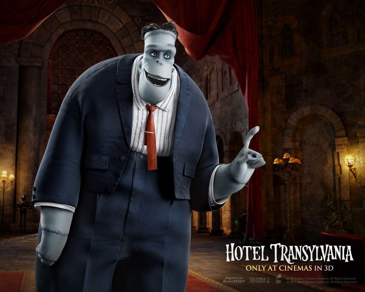 Frankenstein Hotel Transylvania With Images Hotel Transylvania