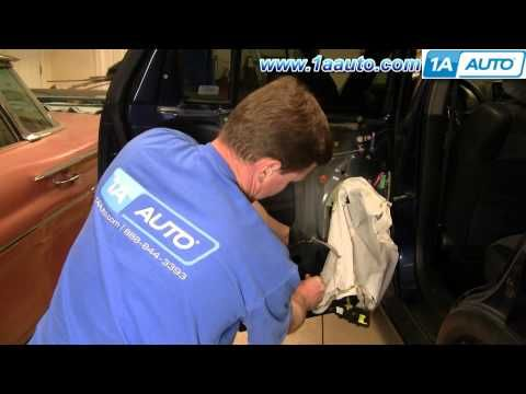 How To Install Replace Rear Door Panel Honda Cr V 02 06 1aauto Com Youtube Honda Cr Honda Crv Repair Videos