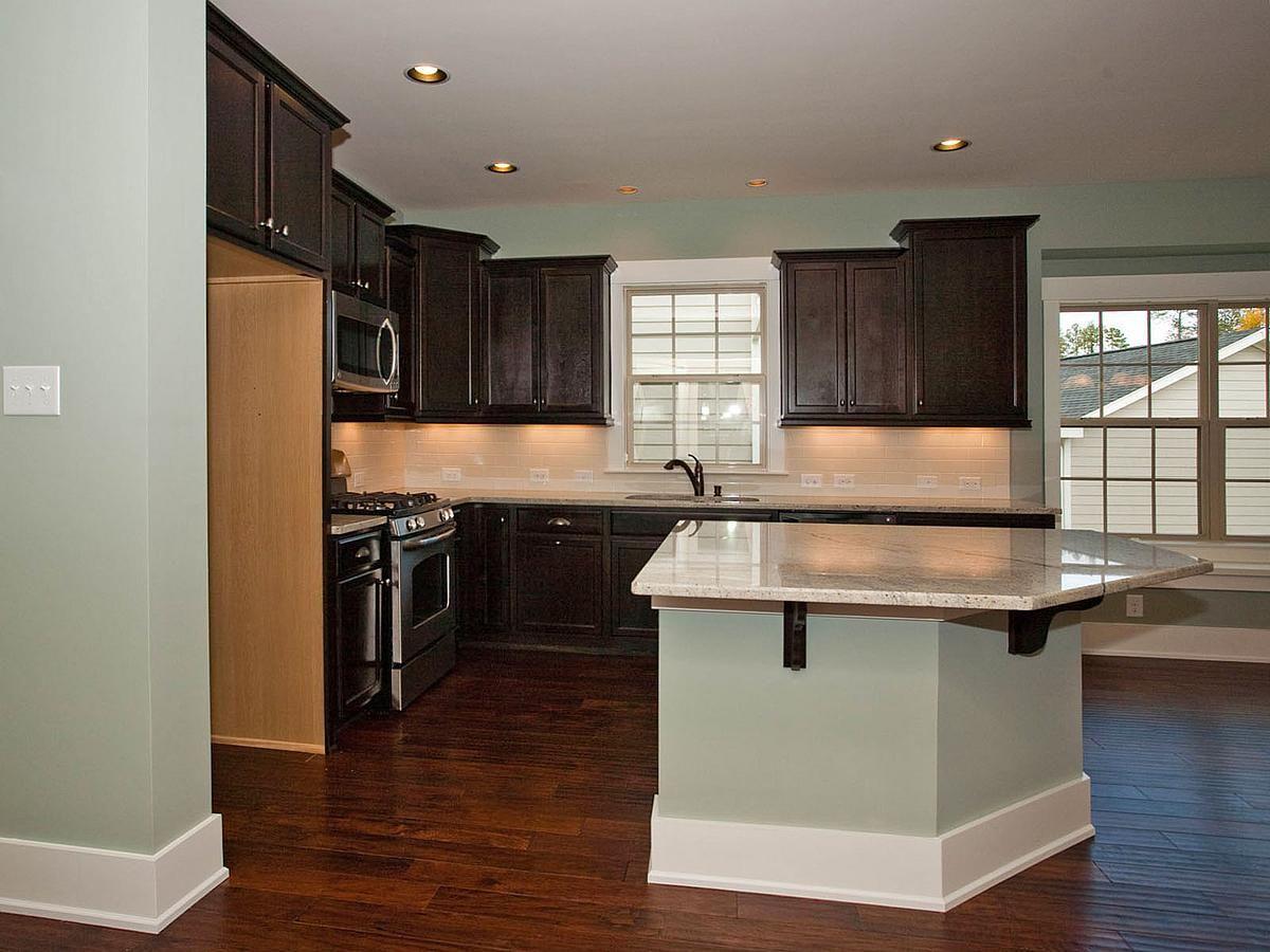 Design, Pastel Paint Colors, Kitchens Dining, Kitchen Designs, Island
