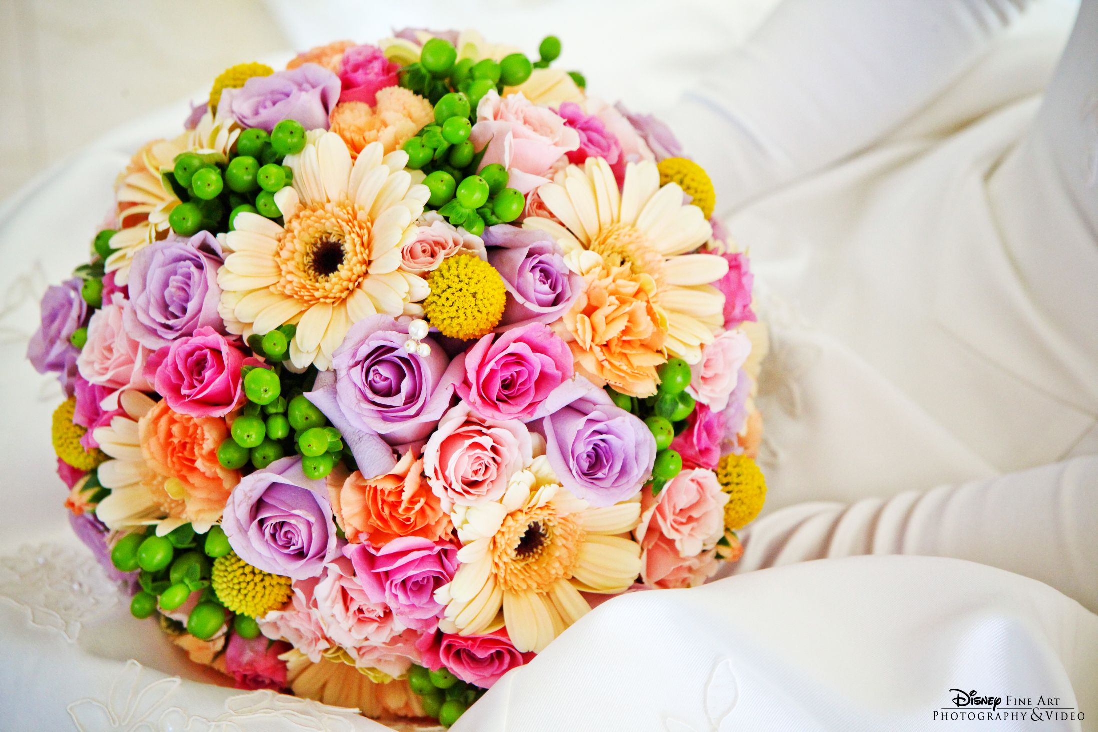 Why Choose One Color For A Bouquet When You Can Have Six