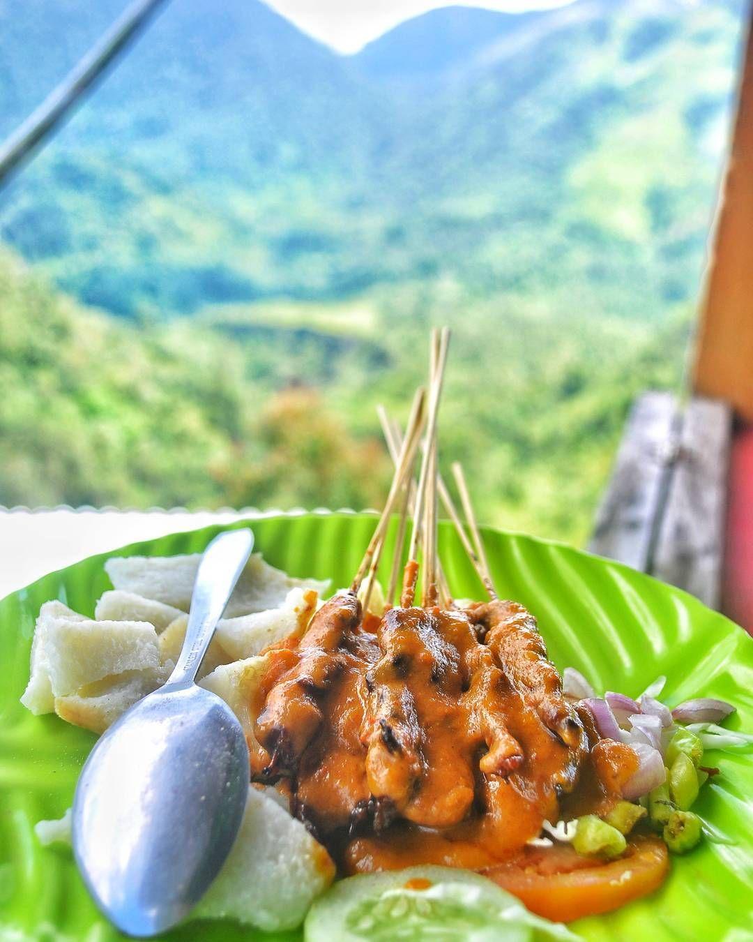 Kuliner Makanan Khas Malang Jawa Timur Sate Landak Kuliner