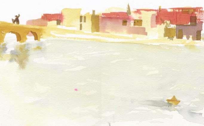 El barquito de papel - Leticia Ruifernández