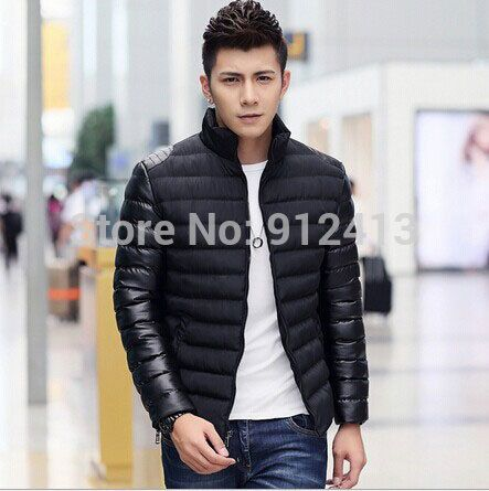 Find More Down & Parkas Information about Winter Jacket Men Winter ...