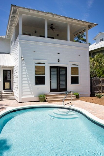 Seagrove Beach House Al Affordable Private Home With Pool And Horseshoe Pit Homeaway