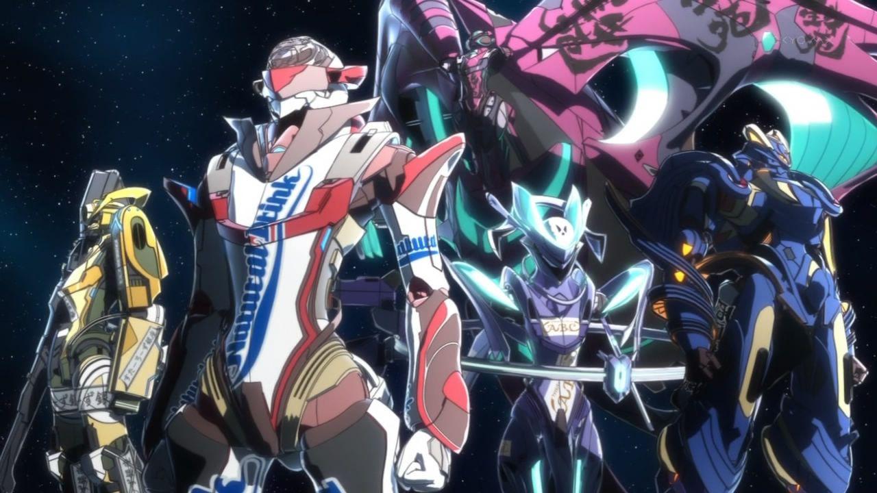 Ginga kikoutai majestic prince anime reviews anime paw
