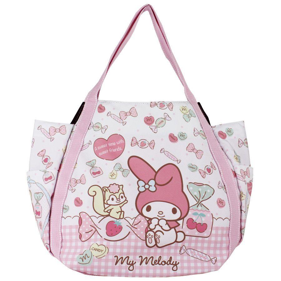 7450177fd Printed Balloons, Sanrio Characters, My Melody, Rilakkuma, Diaper Bag,  Strawberry,