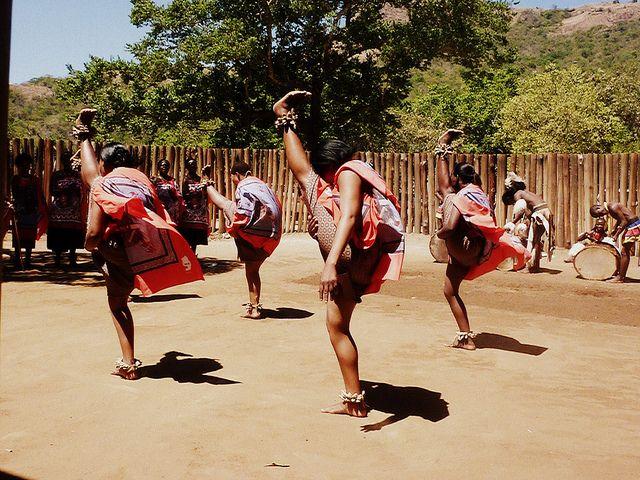 Pin On Swazi People