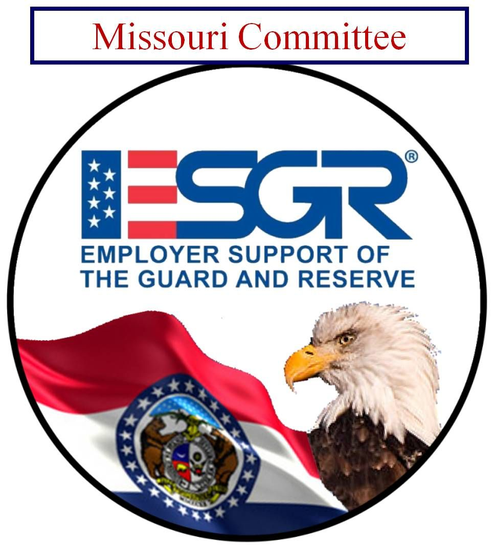 Employer Support of the Guard and Reserves (ESGR) www.ESGR