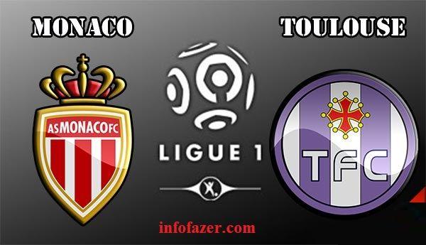 Monaco vs Toulouse Live Score, French Ligue 1 Today Match ...