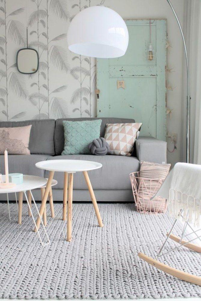 Papel pintado primaveral como terapia para un hogar for Decoracion hogar verde