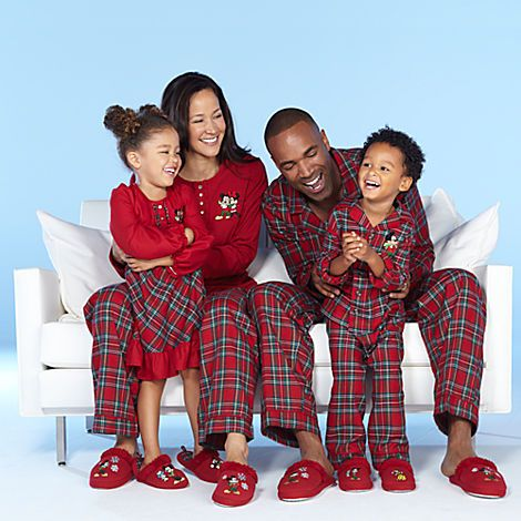 Mickey Mouse Flannel Pajama Set for Boys - Holiday ...