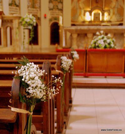 Decoraci n floral de iglesias y fincas para bodas quiosco for Tiendas de decoracion en zaragoza