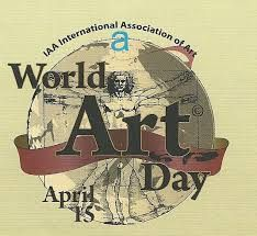 April 15 World Art Day Art Day April Art World Art Day
