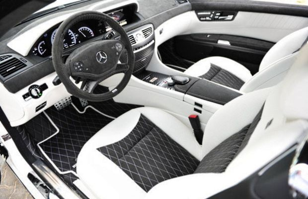 Ferrari South Bay >> The 50 Most Outrageous Custom Car Interiors37. 2012 Mercedes-Benz CL 800 Coupé | auto, truck ...
