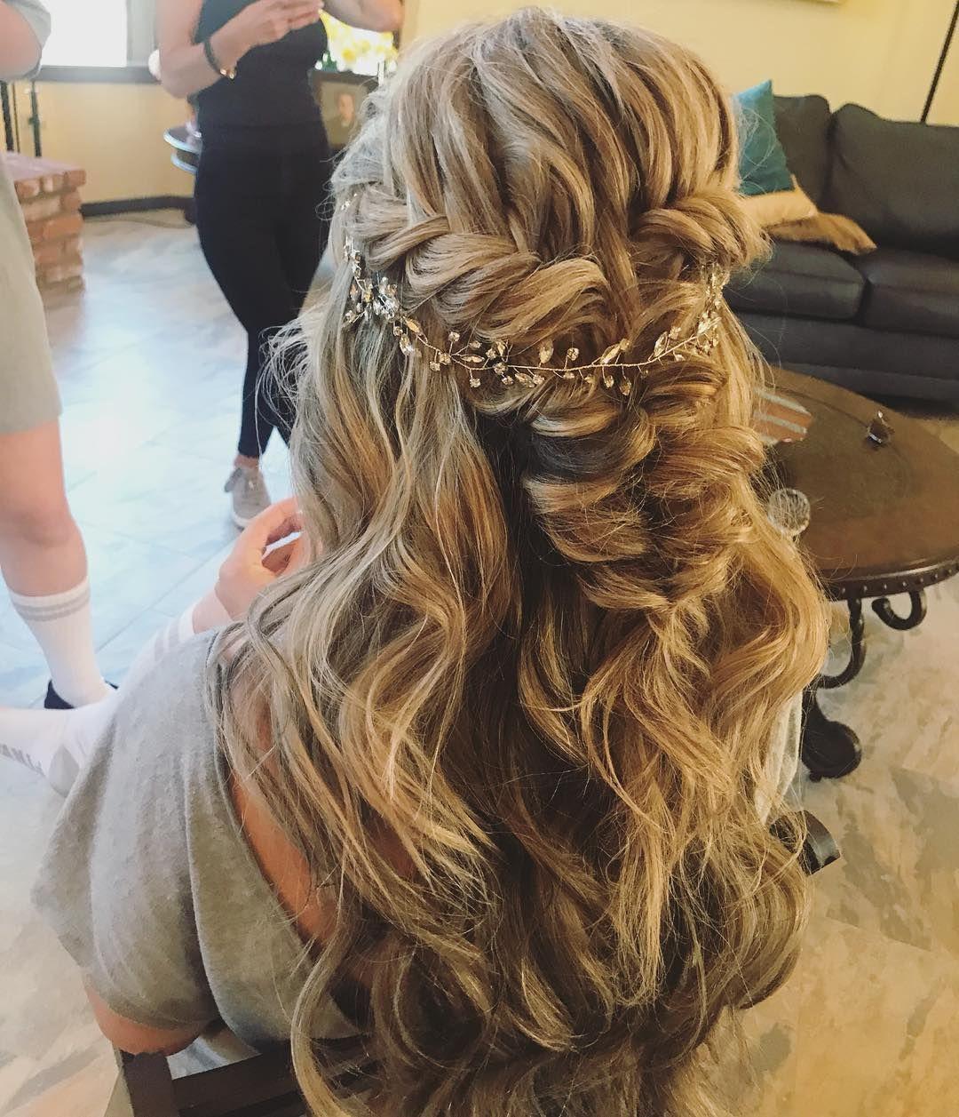 Wedding Hairstyles Half Up Half Down weddings hairstyles fashion