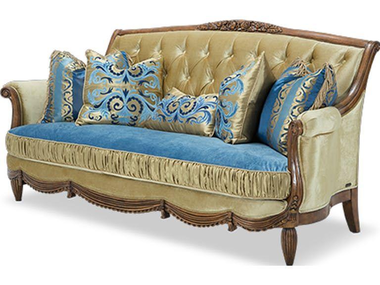 Aico Furniture Adrianna Sofa Fs Adrna15