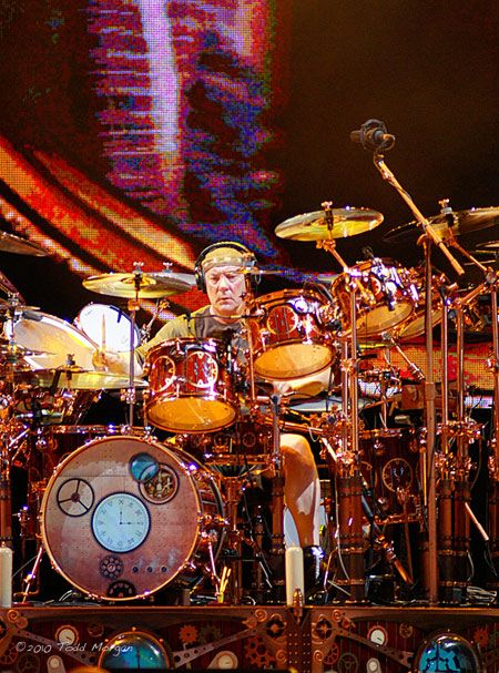 Drummerworld: Neil Peart | Rush the greatest band on Earth ...