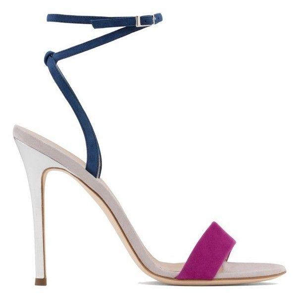 68261d38ca20c Giuseppe Zanotti Georgina ( 650) ❤ liked on Polyvore featuring shoes