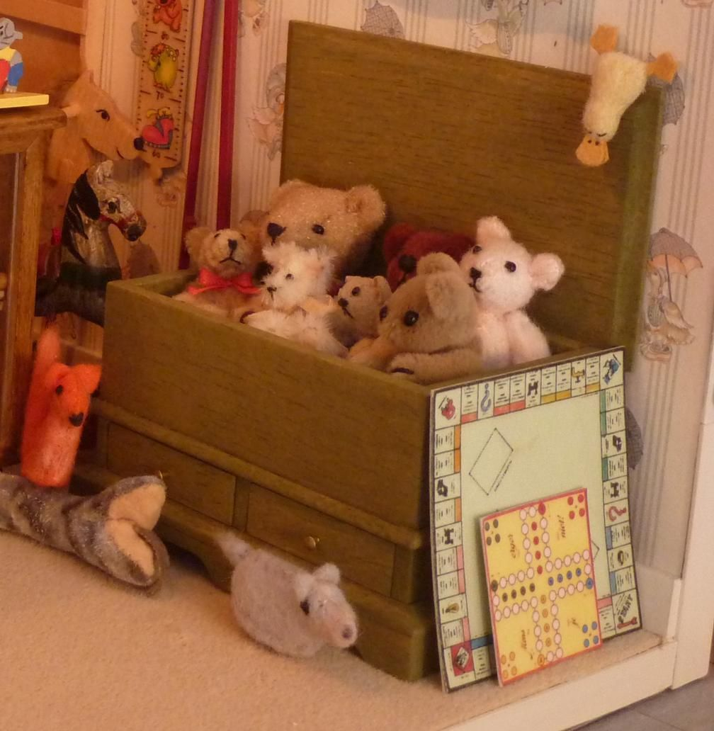 De-Speelgoedwinkel - In Het Mini - Koddels, Poppenhuizen en Miniaturen