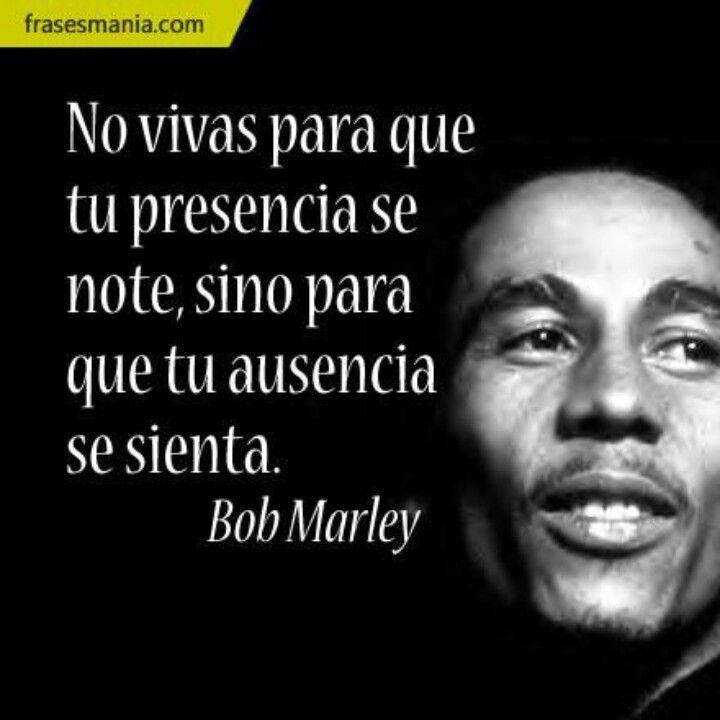 Flaces De Bob Marley Frases Inspiradoras Frases