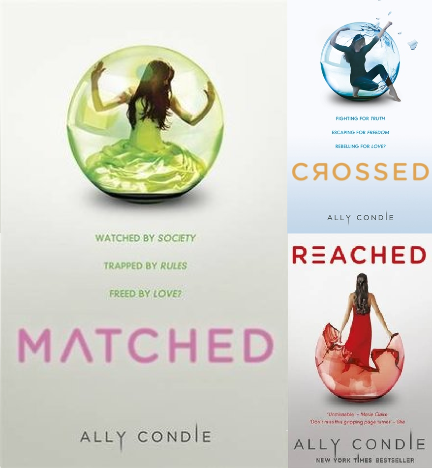 MATCHED TRILOGY: