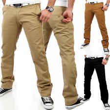 Clubwear Hose NeuGerman Herren Reslad Slim Chinohose Jeans Chino FJTc3l5uK1