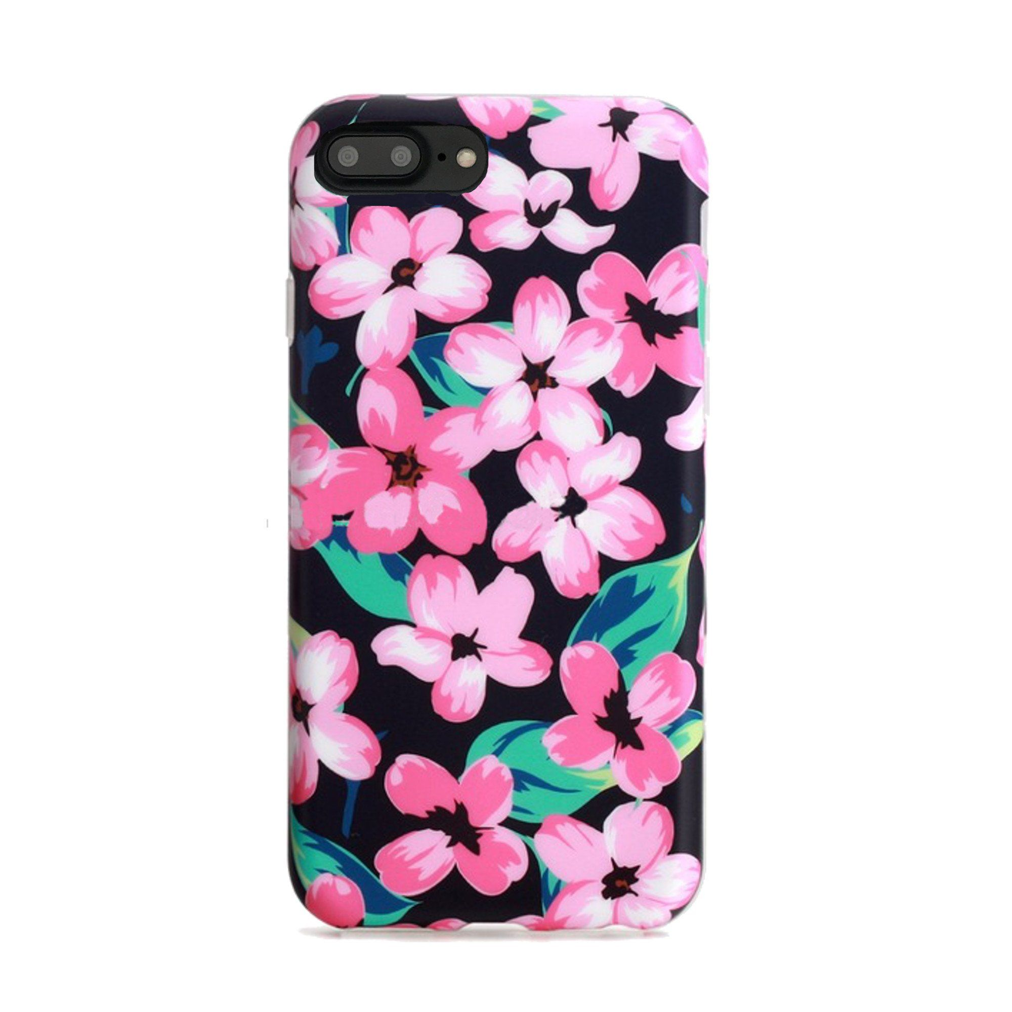 Floral Case for iPhone 7 Plus Nightlily Iphone cases