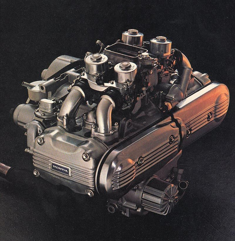 GL 1000 engine | Goldwing, Goldwing motorcycles, EngineeringPinterest