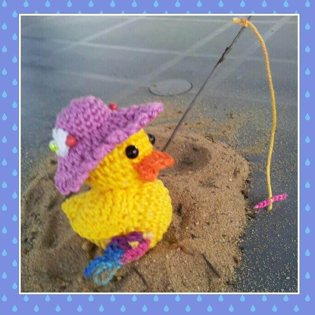 Mfribro 29052016 Häkelente Amigurumiduck Crochetduck Häkeln