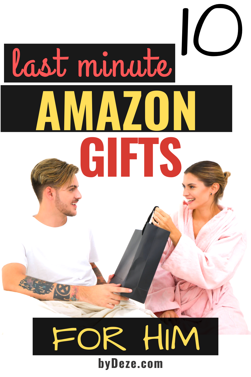 10 Unique GIFTS FOR GUYS Under 10 (2019) Cheap gag