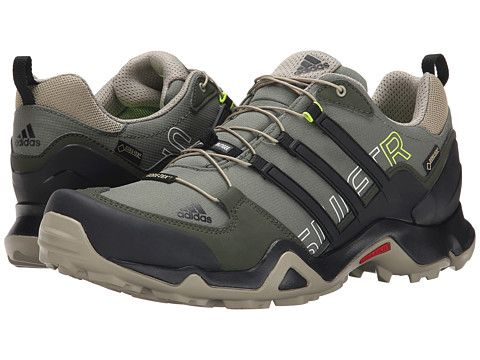 adidas Outdoor Terrex Swift R GTX® Base GreenBlackTech