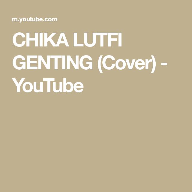 lagu sumpah ku mencintaimu cover chika lutfi