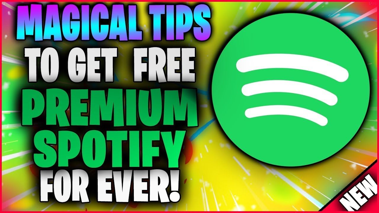 HOW TO GET SPOTIFY PREMIUM FOR FREE 😱 SPOTIFY PREMIUM FREE