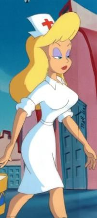 Blonde doctor from futurama nude can