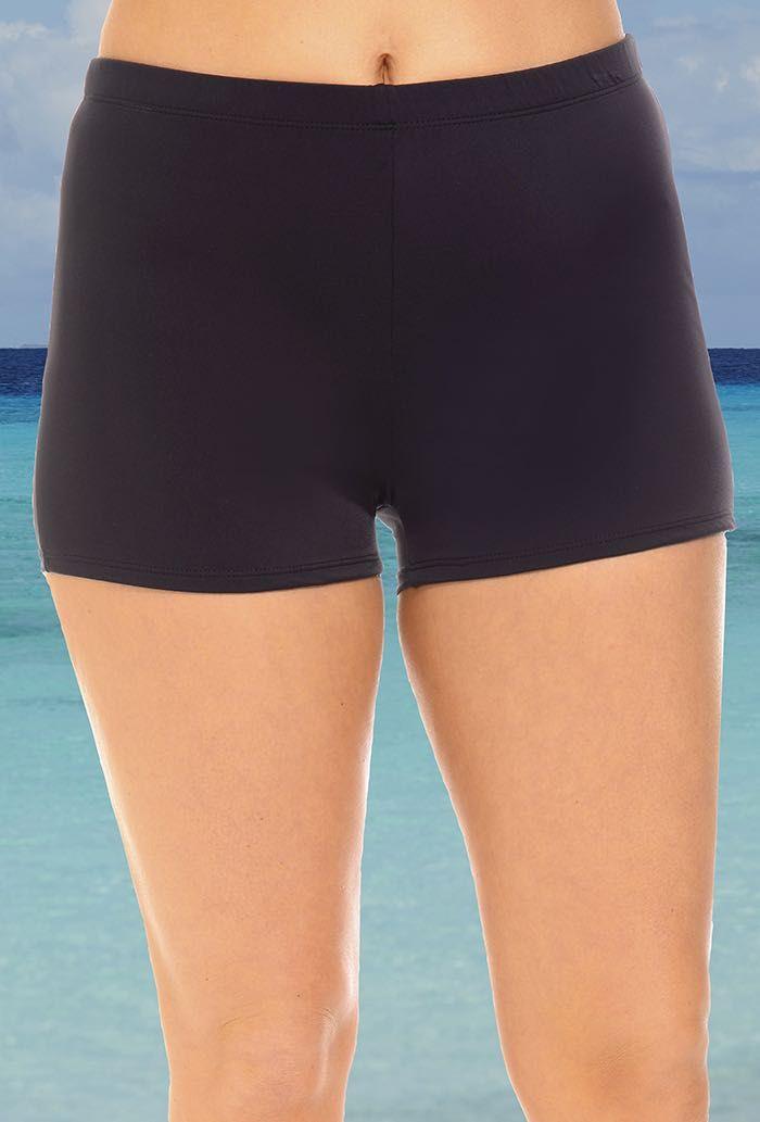 565604dcdc Black Boy Short | Things to Wear in 2019 | Boy shorts, Gym shorts ...