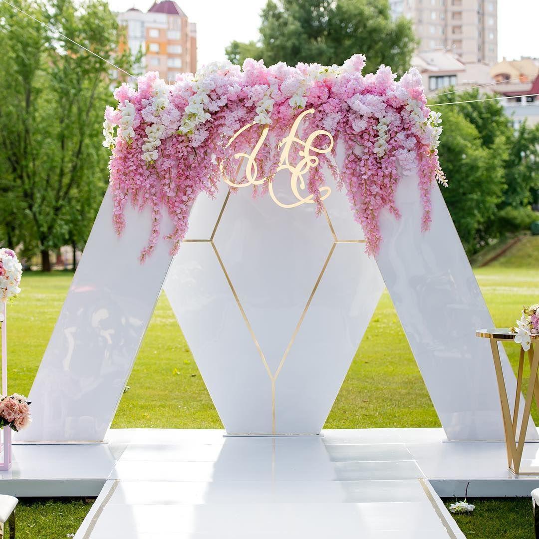 Wedding stage decoration with balloons   отметок Нравится  комментариев u Ann Savchuk