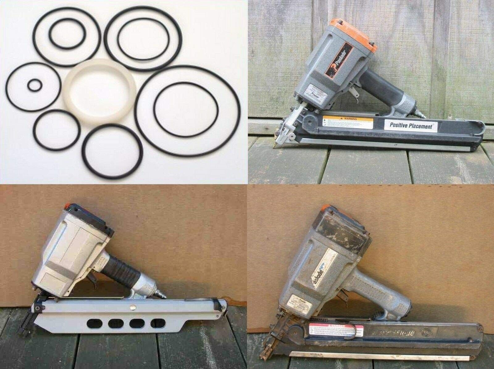 Rebuild Kit For Paslode Framing Nailer Orings 402011 Kit All 5300 Series 5325 80 5350 90s Pm Part 404030 403040 402025 In 2020 Framing Nailers Air Tools Nailer