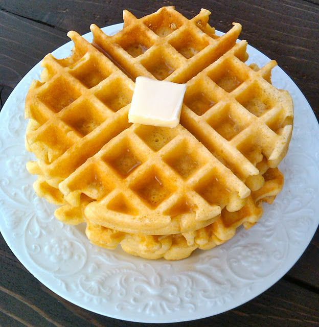 Love These Cornmeal Waffles The Texture And Smell Of Them While They Re Cooking Is Amazing Cornbread Waffles Waffles Buttermilk Cornbread