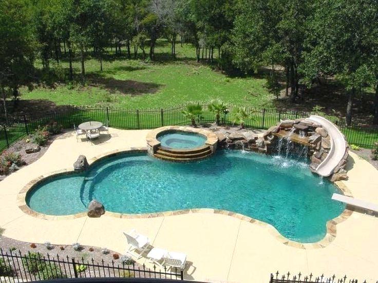 10 Beautiful Pools For Your Yard Swimming Pools Backyard