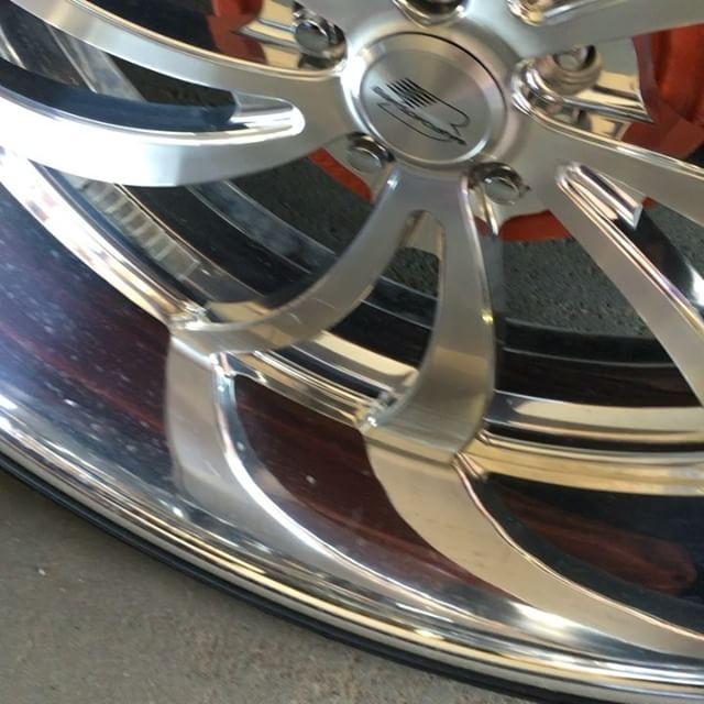 Video clip of caprice grey with orange interior box chevy - Custom box chevy caprice interior ...