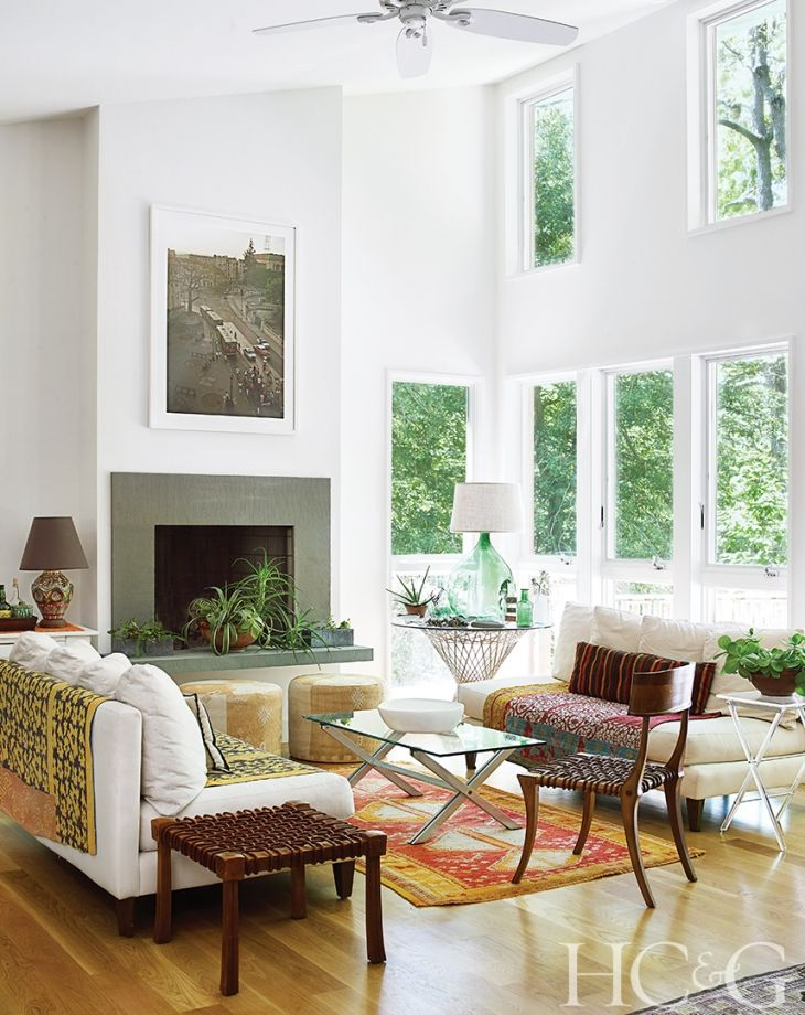Sag Harbor House By P T Interiors With Images: Inside Photographer Tria Giovan's Airy Sag Harbor Home