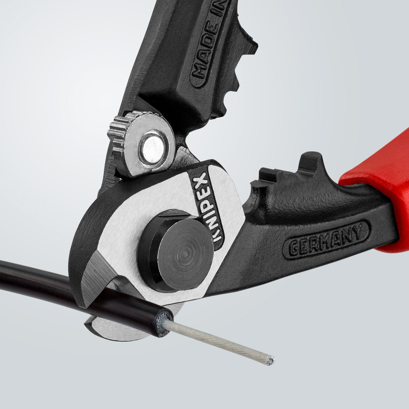 Knipex Tools 95 62 190 Wire Rope Cutters -- You can find out more ...