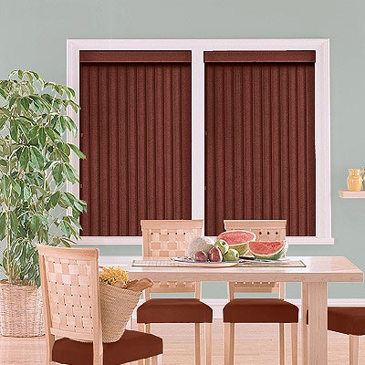 bali fabric vertical blinds starting at childsafe