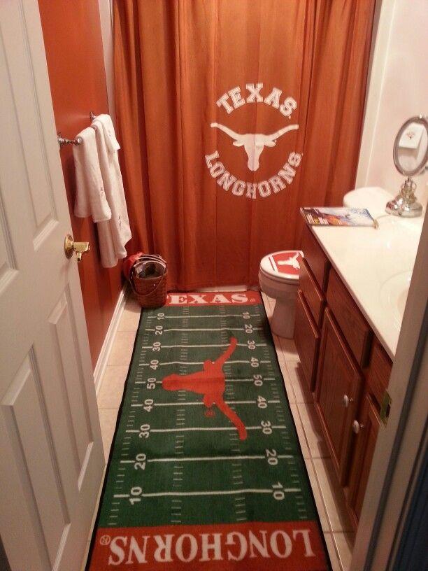 8 Best My Texas Longhorn Bathroom Ideas, Texas Longhorn Bathroom Set