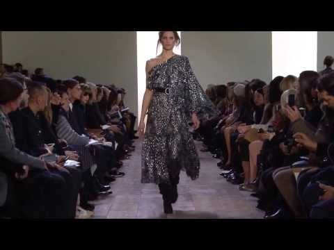 Michael Kors Fall 2014 Runway Show - YouTube