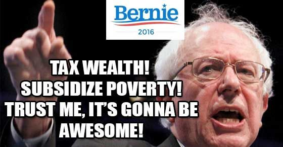 Image result for bernie sanders is an idiot