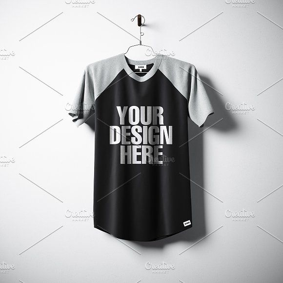 Download Blank T Shirt Pack 06 Blank T Shirts Clothing Mockup Shirts