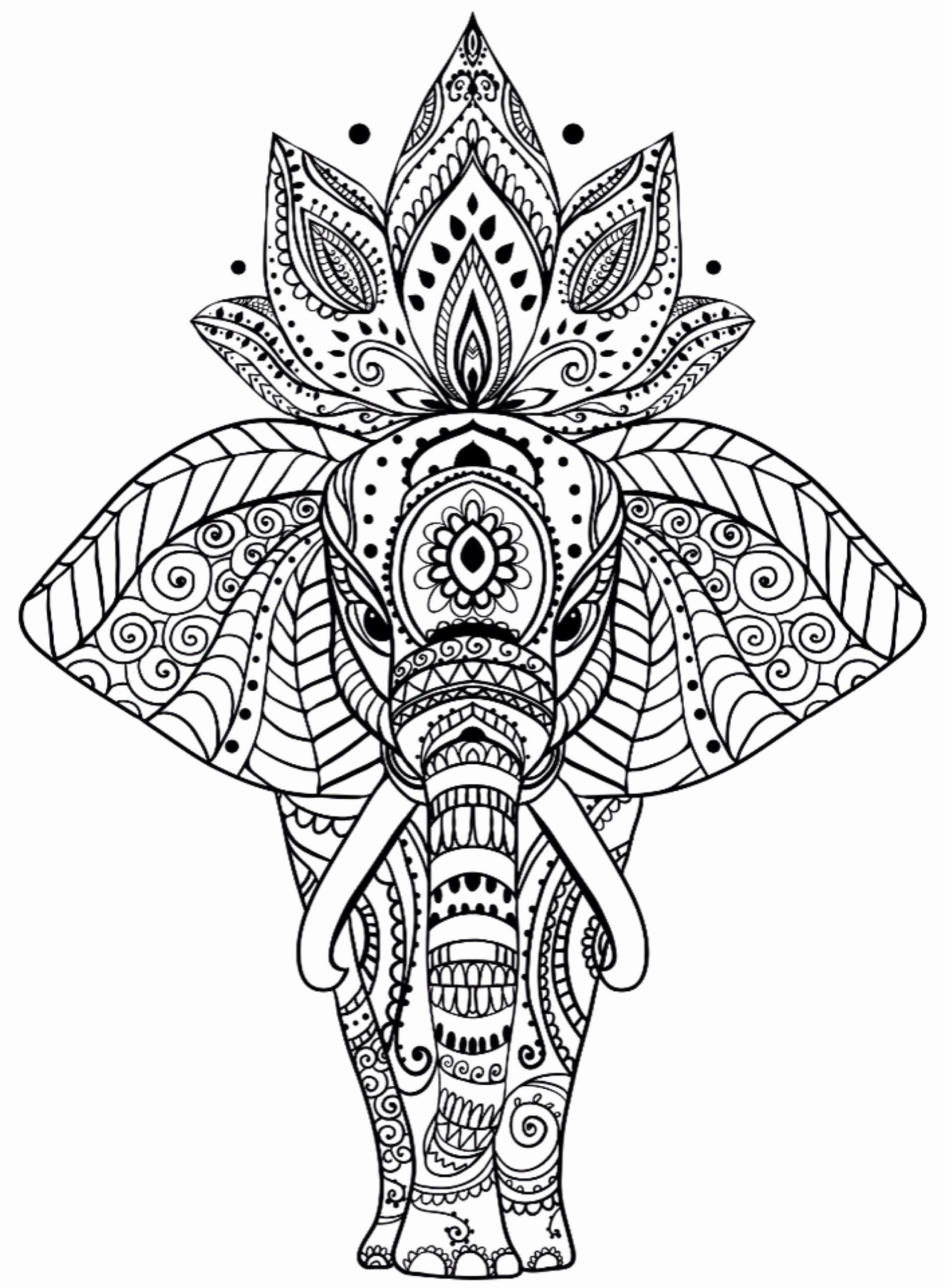 Animal Mandala Coloring Pages Fresh 22 Free Mandala Coloring Pages Pdf Collection Coloring Elephant Coloring Page Mandala Coloring Pages Mandala Coloring